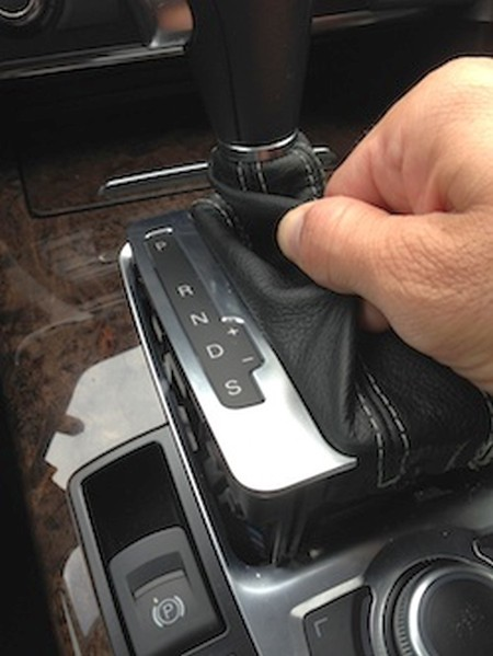 2005 11 Audi A6 C6 Shift Boot Installation