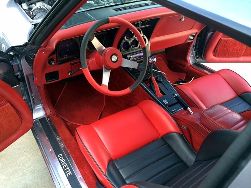 1977 82 Chevrolet Corvette C3 Shift Boot Amp Steering Wheel