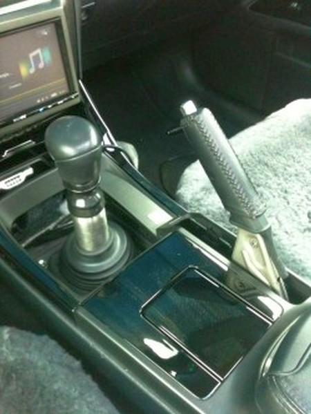 2006-13 Lexus IS shift boot installation