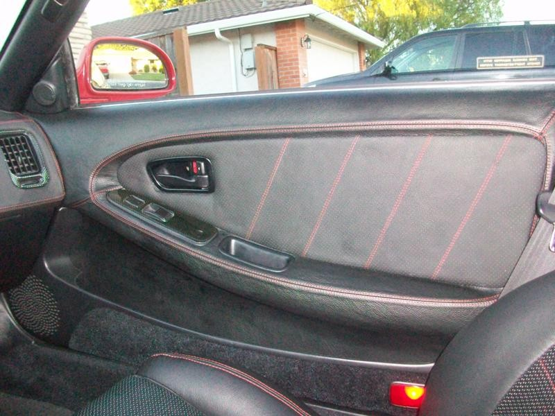 Red Stitching E Brake Handle Page 2 Rx7club Com