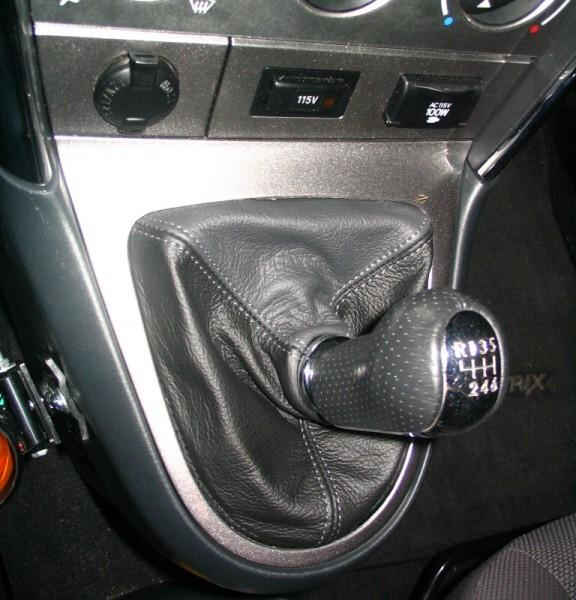 2003 08 pontiac vibe shift boot steering wheel cover. Black Bedroom Furniture Sets. Home Design Ideas