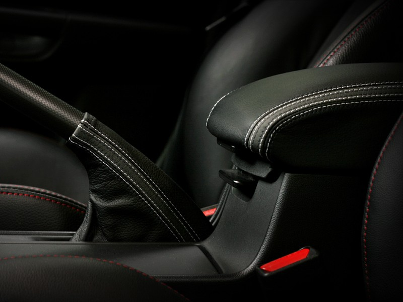 Black Leather-Black Thread RedlineGoods Shift Boot Compatible with Hurst Hurst B4