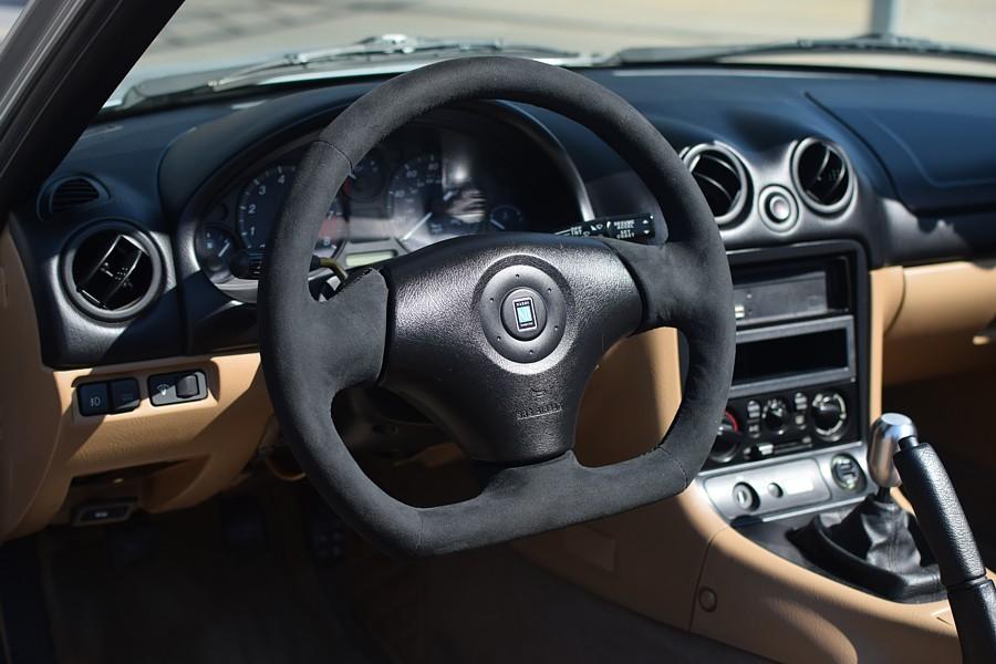 1998 05 Mazda Miata Nb Shift Boot Amp Steering Wheel Cover