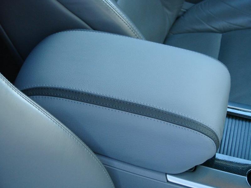Armrest padding - RedlineGoods shift boots and steering