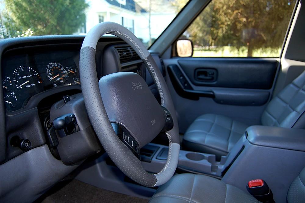 1997 06 Jeep Wrangler Shift Boot Amp Steering Wheel Cover