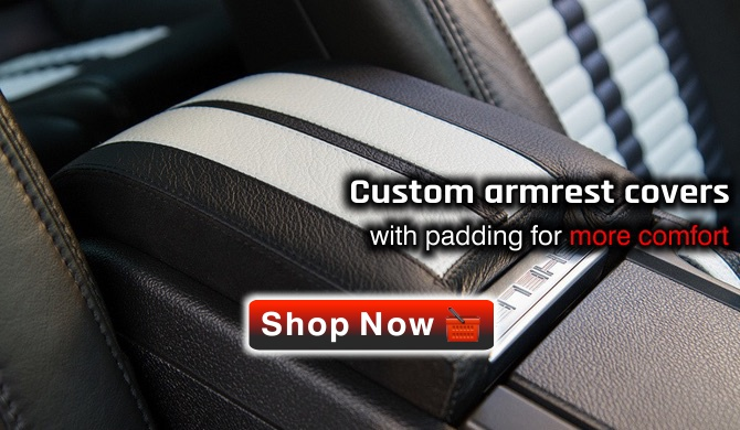 New shift boot, steering wheel cover - RedlineGoods leather