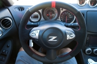 Nissan 370Z 2009-18 steering wheel cover