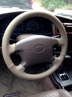 Toyota Camry 1996-01 steering wheel cover