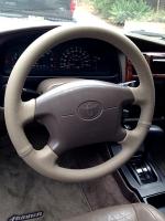 Toyota 4runner 1995-02 steering wheel cover
