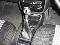 Hyundai Accent 1995-99 shift boot