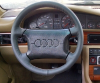 Audi 200 1989-92 steering wheel cover