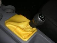 Volkswagen New Beetle 1999-10 shift boot
