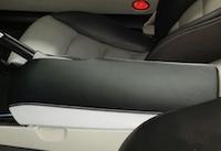 Chevrolet Corvette C6 2005-13 armrest cover