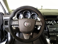 Cadillac CTS-V 2009-15 steering wheel cover