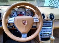 Porsche 911 (997) 2005-12 steering wheel cover