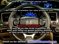 Honda Civic 2012-15 steering wheel cover