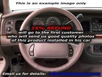 Ford Crown Victoria 1998-04 steering wheel cover