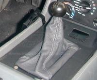 Delorean DMC-12 1981-83 shift boot
