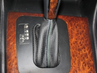 BMW 7-series E38 1996-01 shift boot (STEPTRONIC)