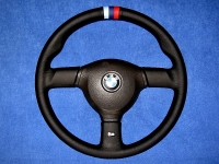 BMW 3-series E36 1990-98 steering wheel cover (M-Tech 2)