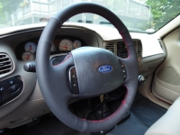 Ford E-series 1992-07 steering wheel cover (1997-07)
