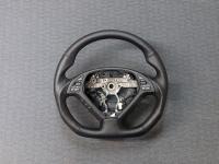 Infiniti G37 (V36) 2008-13 flat bottom steering wheel Flat bottom steering wheel