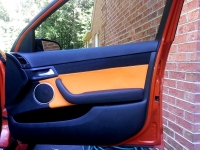 Pontiac G8 2006-09 door insert covers - front
