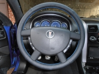 Vauxhall Monaro 2001-05  steering wheel cover