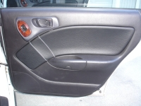 Subaru Outback 1995-99 door insert covers - rear
