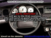 Mercury Marauder 2003-04 steering wheel cover