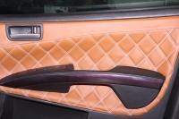 Nissan Maxima 2004-08 door insert covers - front