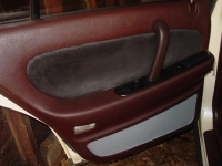 Nissan Maxima 1989-94 door insert covers