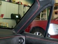 Mazda Miata NA 1990-97 A-pillar covers