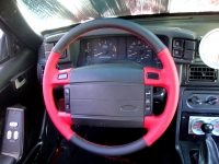 Ford E-series 1992-07 steering wheel cover (1992-97)