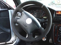 Volkswagen Passat B5 1997-04 steering wheel cover