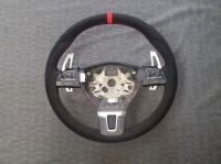 Volkswagen Passat B7 2011-14 steering wheel cover