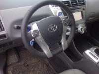 Toyota Prius 2009-15 steering wheel cover