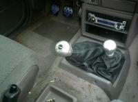 Isuzu Rodeo 1991-95 shift boot (4WD)