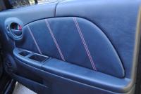 Saturn ION 2003-07 door insert covers - front