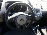 Kia Forte 2009-13 steering wheel cover