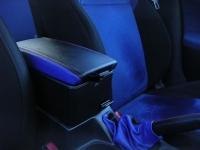 Subaru Impreza 2005-07 armrest cover - extended