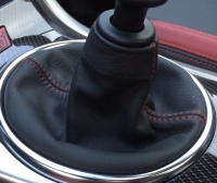 Subaru WRX & STI 2015-17 shift boot (STI 6spd)