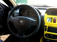 Opel Meriva 2002-10 steering wheel cover