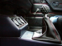 Volkswagen Rabbit 1974-84 shift boot (GTI)