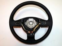 Volkswagen Passat B6 2005-10 steering wheel cover (3-spoke)