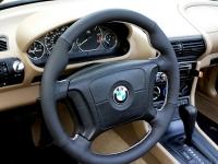 BMW X5 E53 1999-06 steering wheel cover (4-spoke type 2)